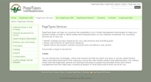 Basic Green Design Theme