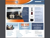 Master Technicians - New website on PageTypes CMS