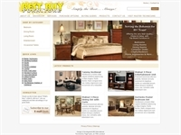 Best Buy Furniture - New website on PageTypes CMS