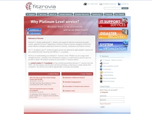 Fitzrovia IT - updating to latest PageTypes CMS version