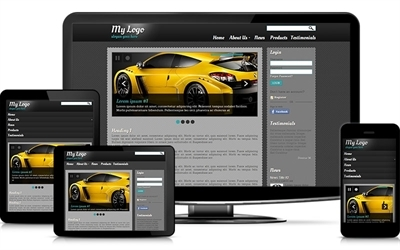 Small-Medium business website adaptive theme