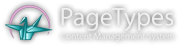 Page Types CMS logo