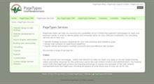 Basic Green Design Theme