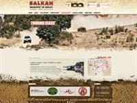 Balkan Marathon Rally - New website on PageTypes CMS