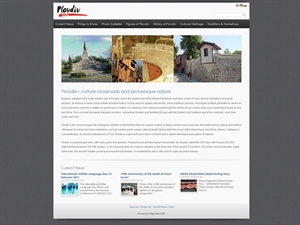 www.plovdivguide.com - information and promotional website about Plovdiv, Bulgaria